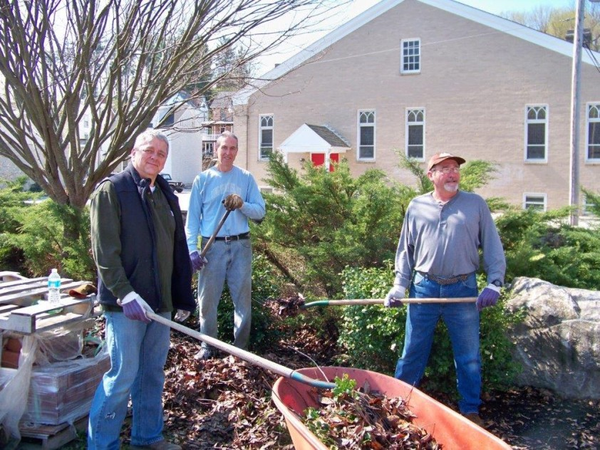2013 Spring Cleanup