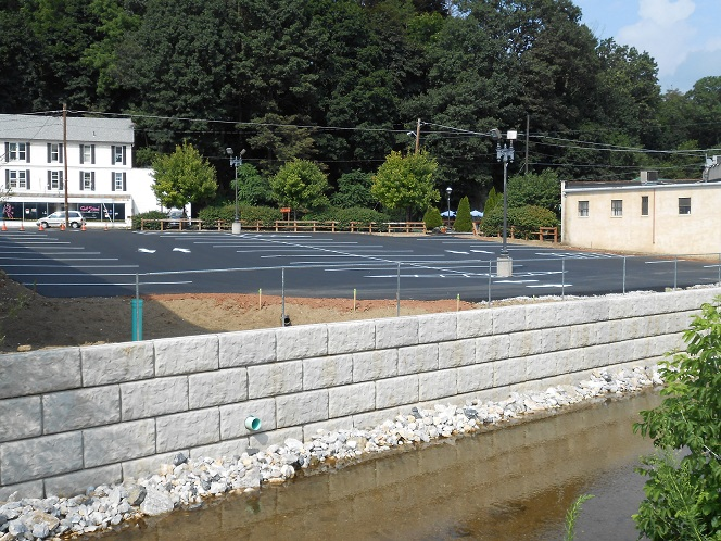 Municipal Parking Lot Improvements