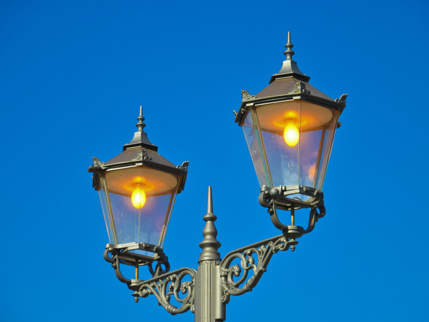 Lighting Improvements: LED Street Lights