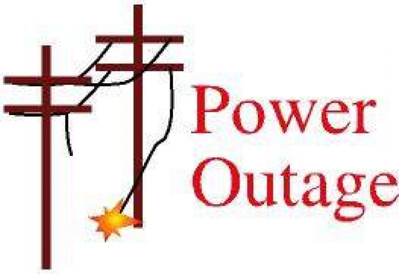 Power outage?