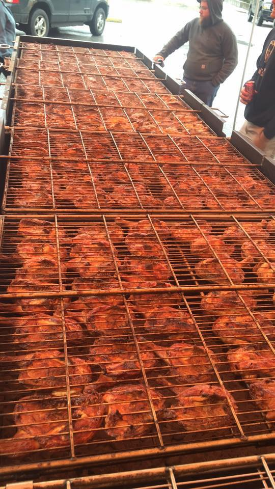 Chicken Bbq Amp Pit Beef Ham Turkey Sale Glen Rock Borough
