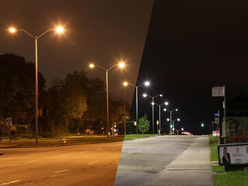 LED Street Lights